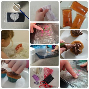 5 fun crafty kid friendly ideas on how to reuse your zip lock bags