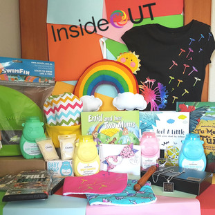 Charity auction for InsideOUT