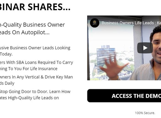 Business Owner Life Leads
