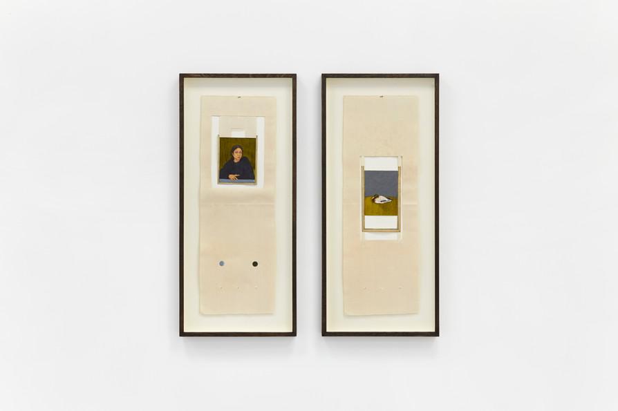 Self Portrait in Miniature / Sitting Duck
