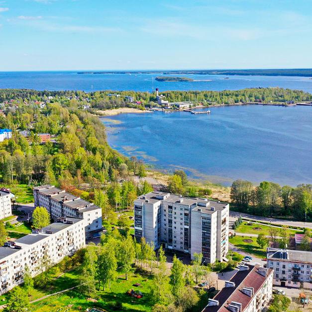 Kirkkolahti, Möllikän satama ja Koivusaari