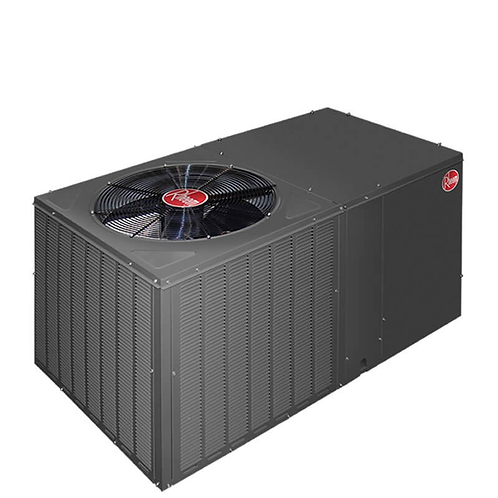 5 Ton Rheem 16 SEER Heat Pump Packaged Unit
