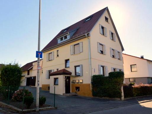 Traumhafte 3,5 Zimmer-Wohnung mit Dachterrasse in Leingarten