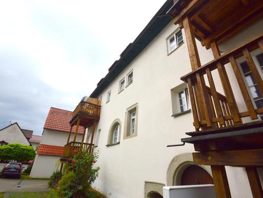 Wunderschöne 2-Zimmer Mietwohnung im Herzen von Eberstadt – inkl. TG-Stellplatz und Balkon