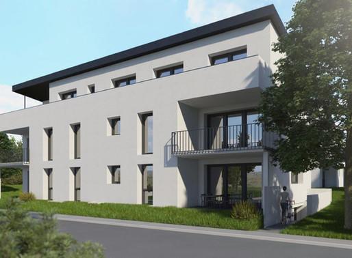 Zum Kauf: 2 Zimmer-Erdgeschoss-Wohnung in Leingarten-Schluchtern.