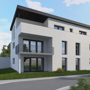 DHI Wohnbau Eichendorffstraße Leingarten