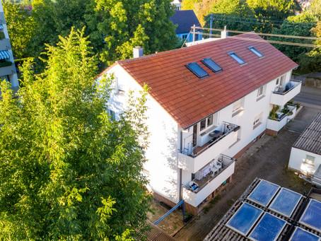 80 m² Wohnung in Heilbronn-Horkheim zu vermieten - Einbauküche, Balkon und Stellplatz