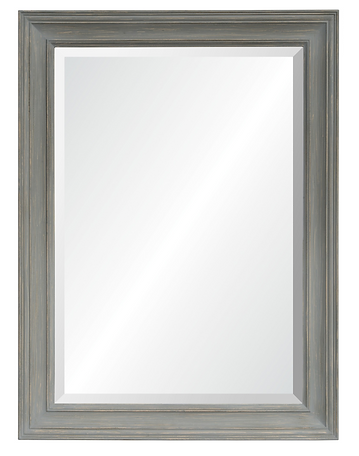 Greywash Mirror
