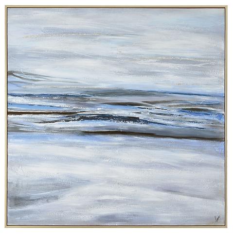 Impressionistic Ocean Art