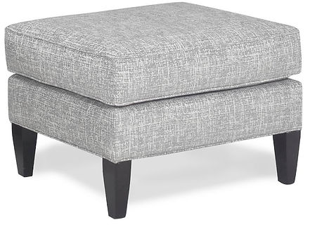 Rectangle Accent Ottoman