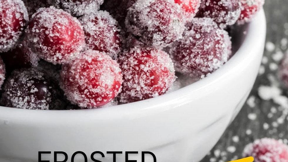 FrostedCranberry bodycreme 3oz