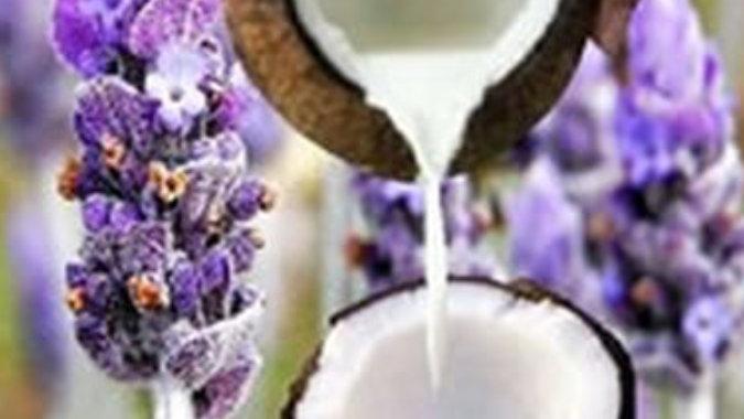 LavenderCoconut Milk 8oz