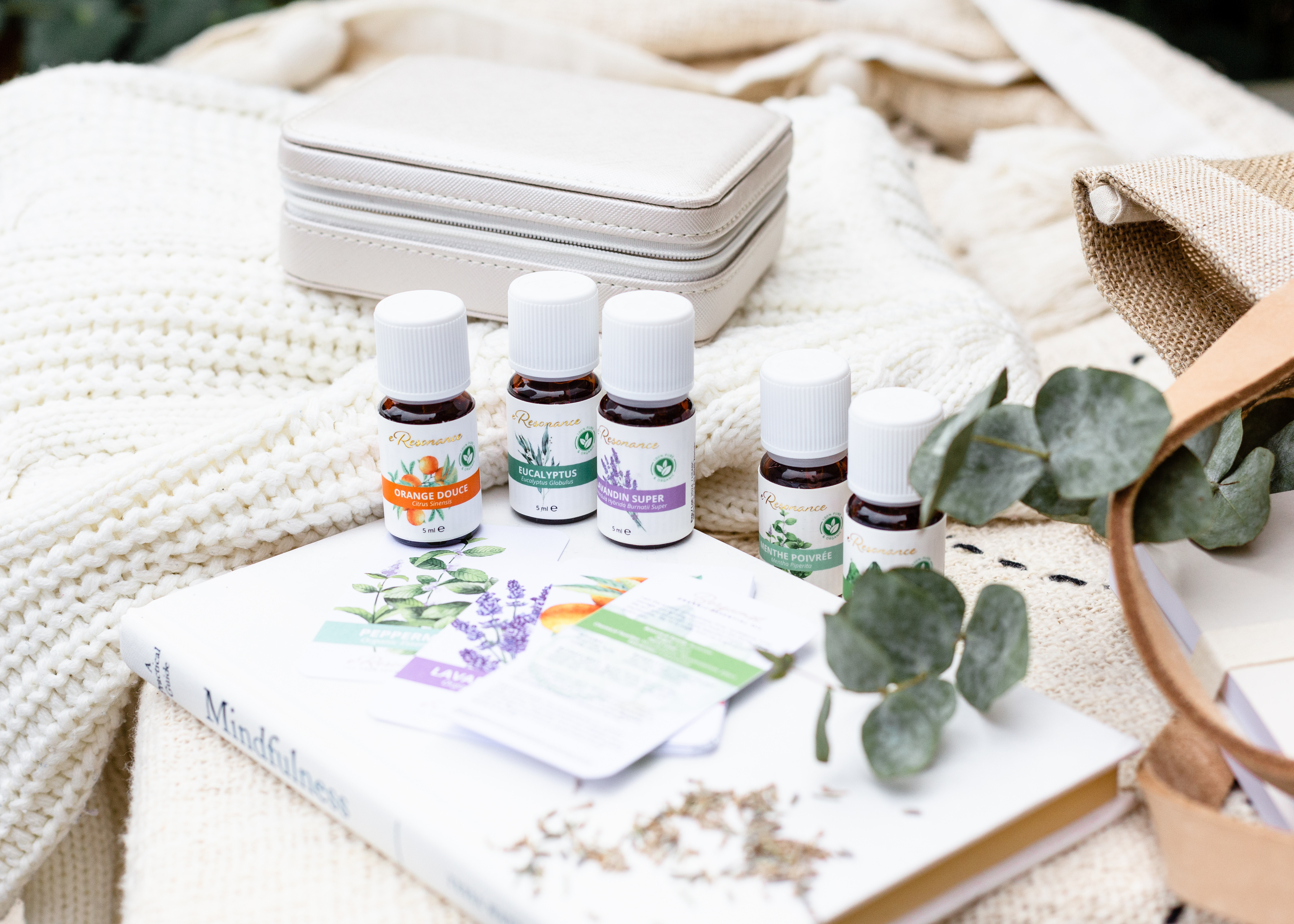 Free Discovery Aromatherapy Session