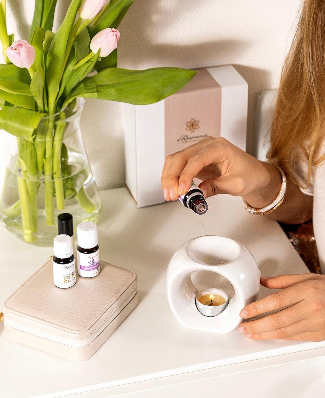 Bespoke Aromatherapy Session