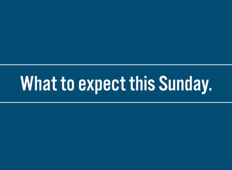What to expect this Sunday