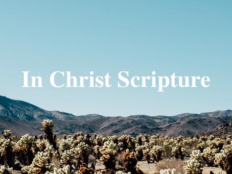 In Christ Scripture