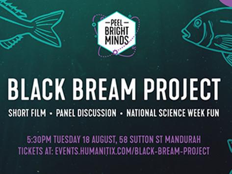 Peel Bright Minds - Black Bream Project