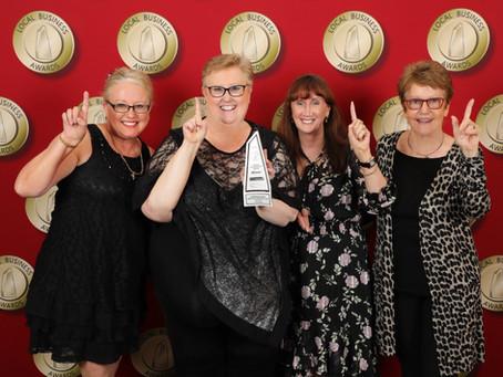 Cherrybrook Travel: Winner of Outstanding Travel Agency!