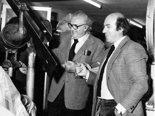 Dante Ferretti: Dreams of Fellini