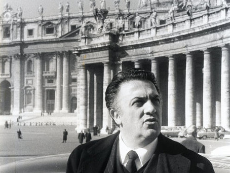 Fellini Guide To Rome