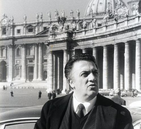 Fellini Guide To Rome