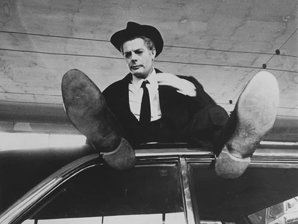 Financial Times Piece On Fellini And Realism.