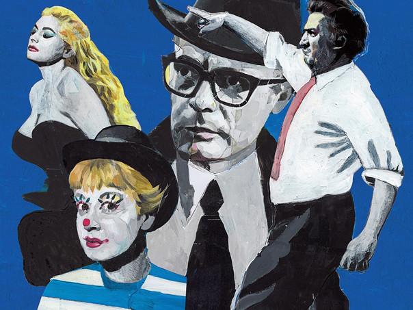 Fellini In The New Yorker