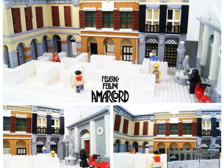 Fellini's Amarcord In Lego!