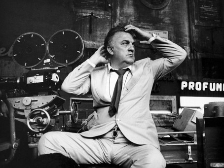 Fellini's Personal Top Ten Film List