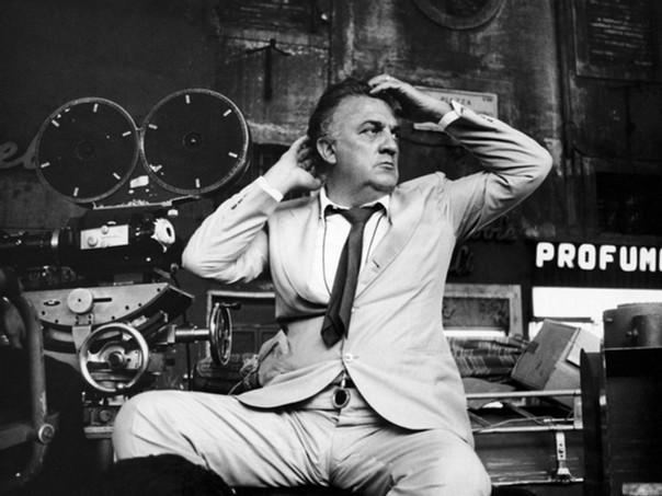 Fellini's Personal Top Ten Film List
