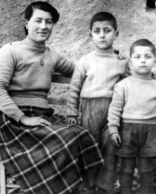 Mom, Johnny and Joey [1953]