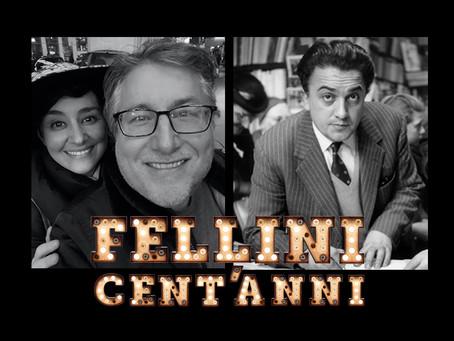 The Maestro of Cinema ~ A Yearlong Celebration of Federico Fellini