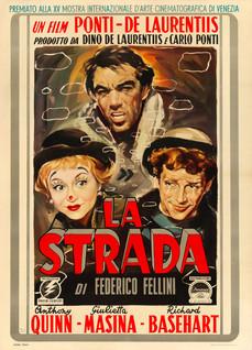 La Strada [1954]