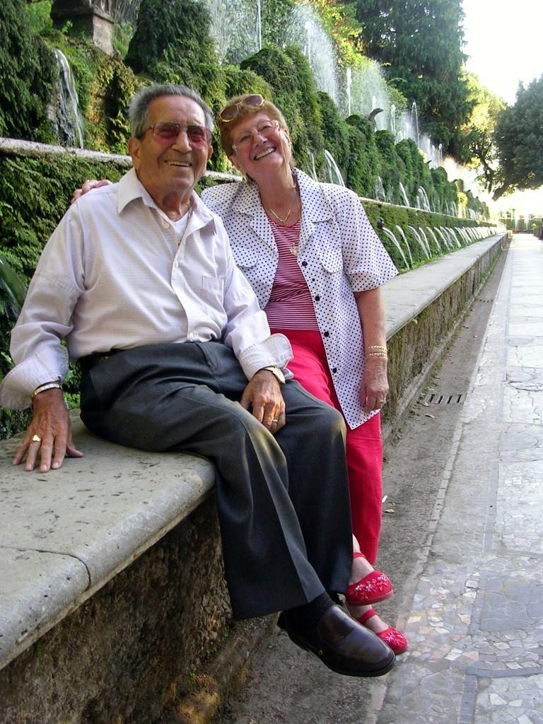 Mom & Dad In Tivoli Gardens [2005]