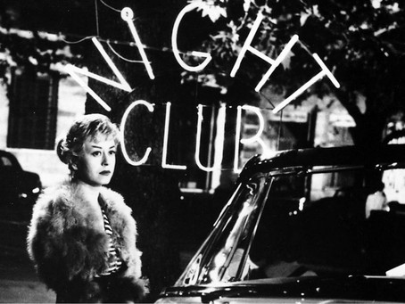 Stunning 'Nights Of Cabiria' 4k Trailer