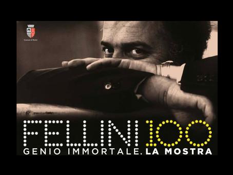 New Fellini 100th Birthday Trailer! Watch Here!