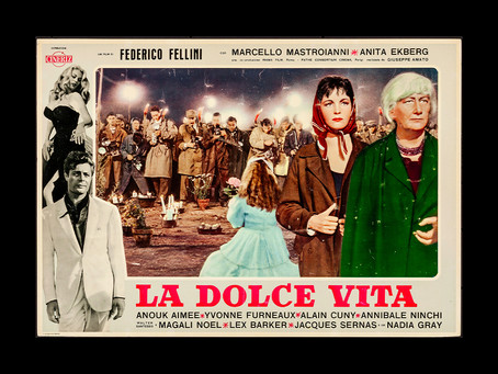 La Dolce Vita Is Back In Cinemas! Watch The New Trailer Here!