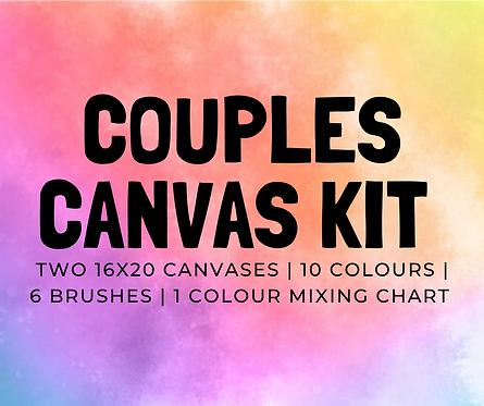 Couples Canvas Kit