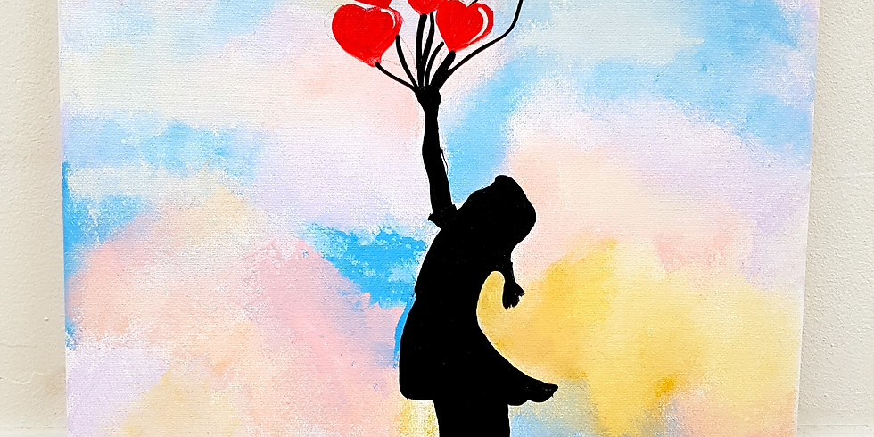 Love Virtual Canvas Class
