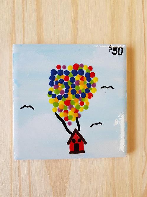 Balloon House  $50 Gift Card