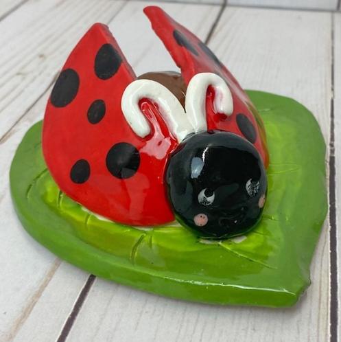 Ladybug Clay Kit