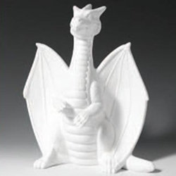 Tall Spiky Dragon Bank