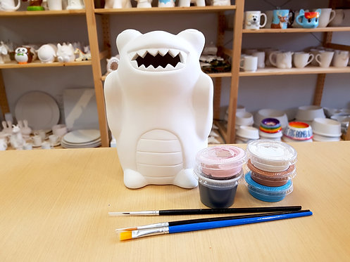 Coin Monster Bank