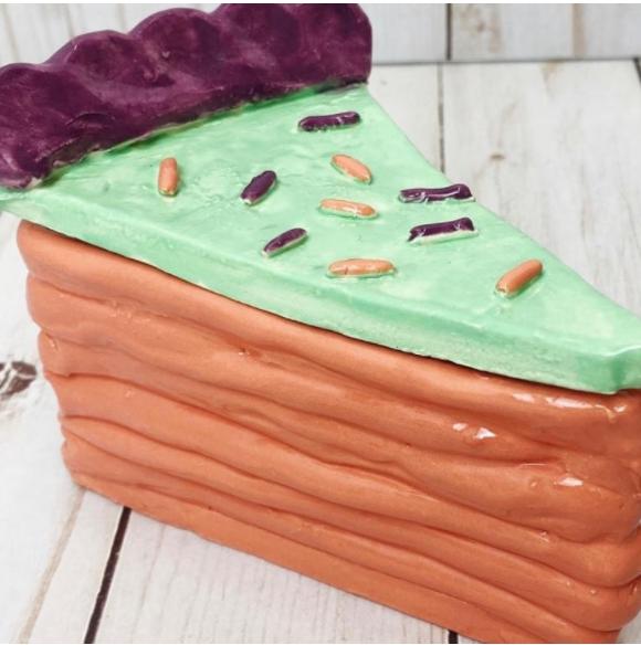 Piece of Cake Clay Class