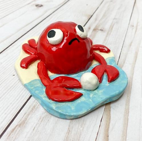 Beachin' Crab Clay Kit