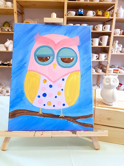 Owl Combo Pack