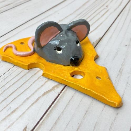 Cheesy Mouse Clay Kit
