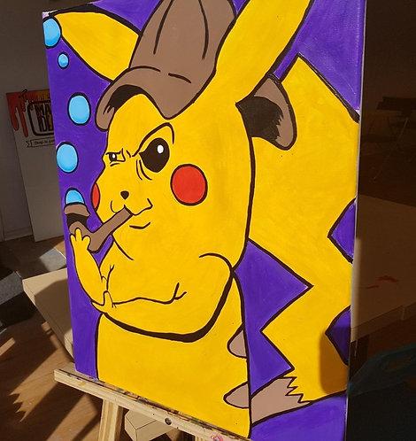 16x20 Pikachu Kit