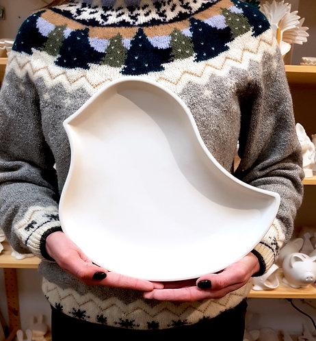 Bird Serving Platter