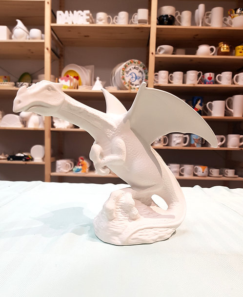 Poised Dragon
